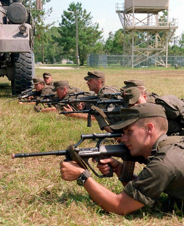 Армия история вооружение